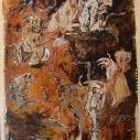 Les Babillards 140 x 97 cm 2015