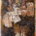 Les Elus  140 x 97 cm   2015