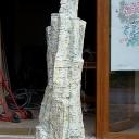 La Sentinelle - hauteur 198 cm - 2016