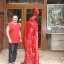 Le Manant - hauteur 198 cm - 2016