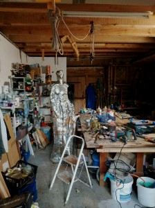 Atelier sculpture.